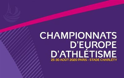 Championnats d'Europe Paris 2020